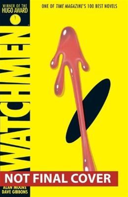Watchmen, by Moore 9781401245252