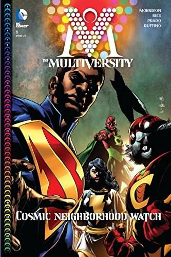 The Multiversity Deluxe Edition 9781401256821