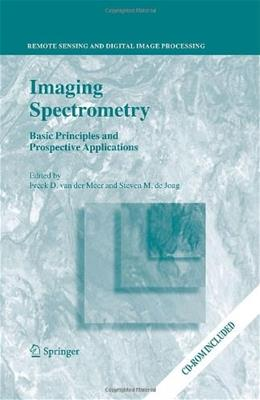 Imaging Spectrometry, by Van Der Meer BK w/CD 9781402001949
