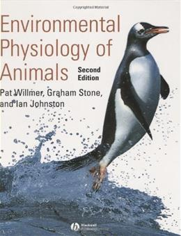 Environmental Physiology of Animals, by Willmer, 2nd Edition 2 w/CD 9781405107242