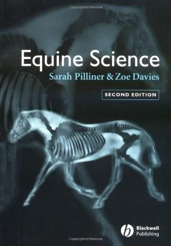 Equine Science, by Pilliner, 2nd Edition 9781405119443