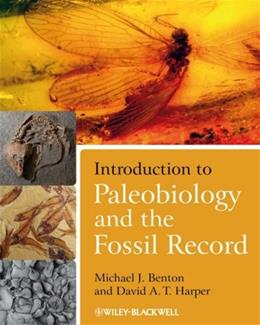 Introduction to Paleobiology and the Fossil Record, by Benton, 2nd Edition 9781405141574