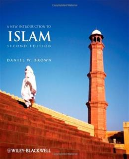 New Introduction to Islam, by Brown, 2nd Edition 9781405158077