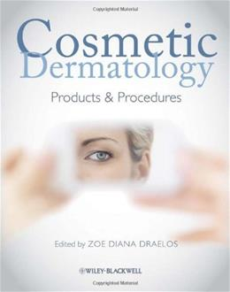 Cosmetic Dermatology, by Draelos 9781405186353