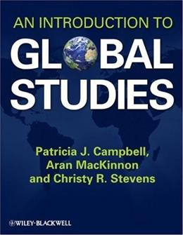 Introduction to Global Studies, by Campbell 9781405187367