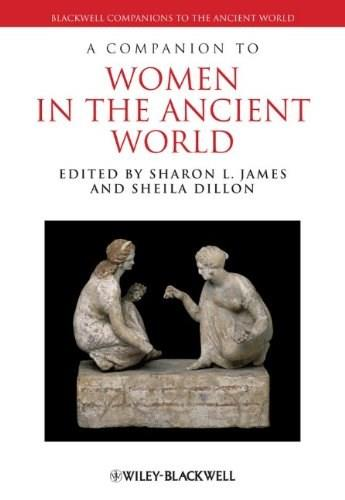 Companion to Women in the Ancient World, by James 9781405192842