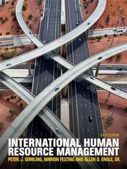 International Human Resource Management (with CourseMate and eBook Access Card) 6 PKG 9781408075746