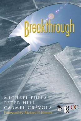 Breakthrough, by Fullan 9781412926423