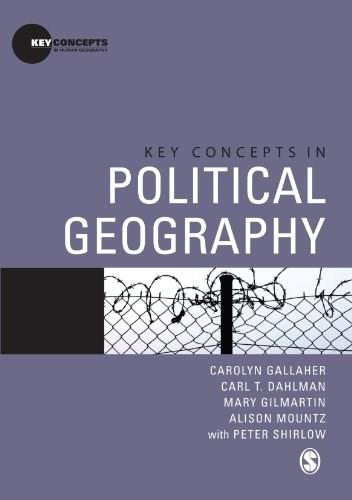 Key Concepts in Political Geography, by Shirlow 9781412946728