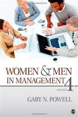 Women and Men in Management 4 9781412972840
