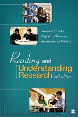 Reading and Understanding Research 3 9781412975742