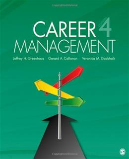 Career Management 4 9781412978262