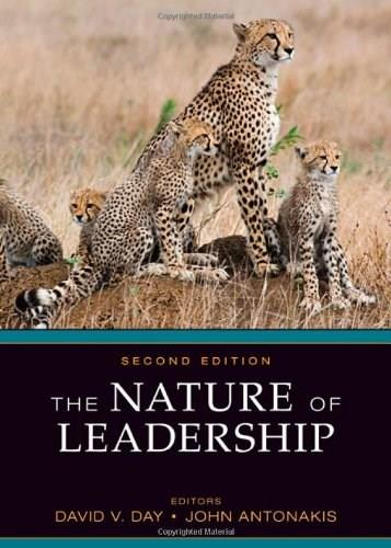 Nature of Leadership, by Day, 2nd Edition 9781412980203