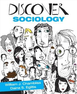 Discover Sociology, by Chambliss 9781412996204