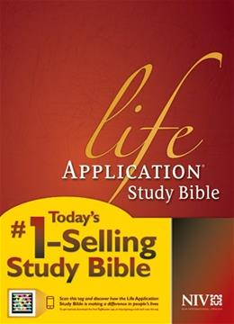 Life Application Study Bible NIV, by Tyndale House Publishers 9781414359748