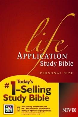Life Application Study Bible NIV, by Tyndale 9781414359816