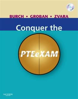 Conquer the PTEeXAM BK w/CD 9781416038337