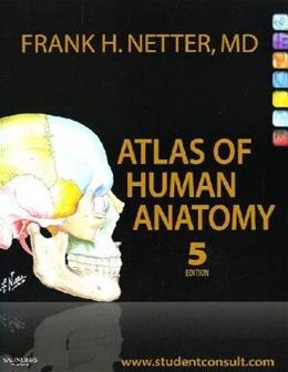 Atlas of Human Anatomy: with Student Consult Access, 5e (Netter Basic Science) 5 PKG 9781416059516