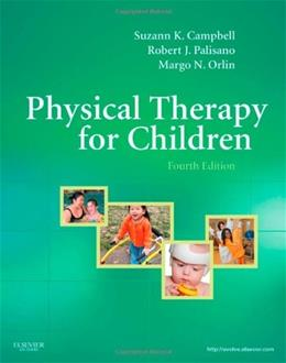 Physical Therapy for Children, 4e 9781416066262