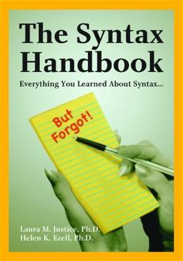 Syntax Handbook: Everything You Learned About Syntax, by Justice 9781416404217
