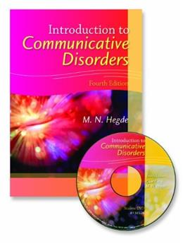 Introduction to Communicative Disorders 4 w/DVD 9781416404255