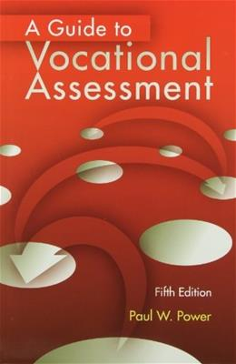 Guide to Vocational Assessment, by Power, 5th Edition 5 w/CD 9781416405412