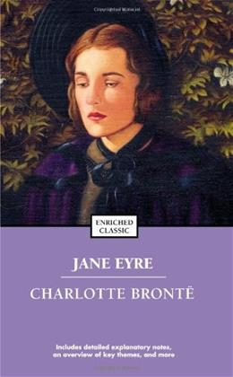 Jane Eyre, by Bronte 9781416500247