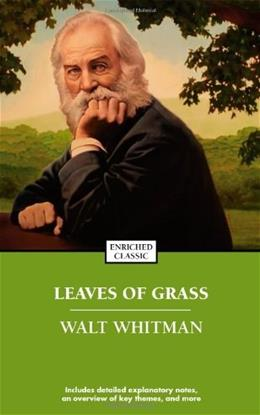 Leaves of Grass, by Whitman 9781416523710