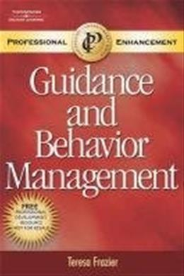 Guidance and Behavior Management, by Frazier 9781418030988