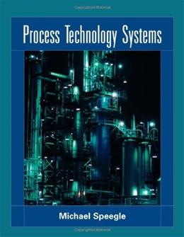 Process Technology Systems, by Speegle 9781418039998