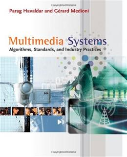 Multimedia Systems, by Medioni 9781418835941