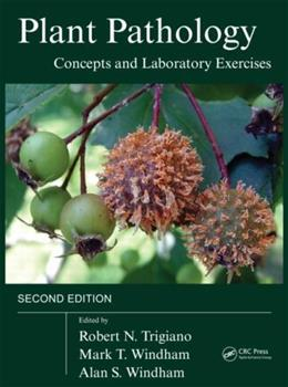 Plant Pathology Concepts and Laboratory Exercises, by Trigiano, 2nd Edition 2 w/CD 9781420046694