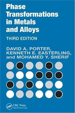 Phase Transformations in Metals and Alloys, Third Edition (Revised Reprint) 3 9781420062106