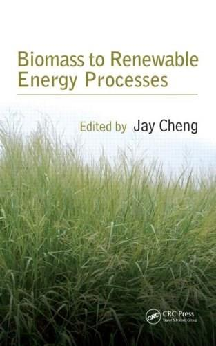 Biomass to Renewable Energy Processes, by Cheng 9781420095173