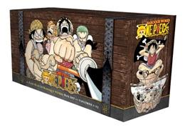 One Piece Box Set: East Blue and Baroque Works, Volumes 1-23 Original 9781421560748