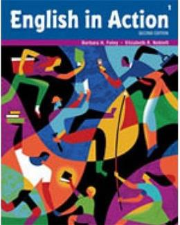 English In Action 1, by Foley, 2nd Edition 9781424049905