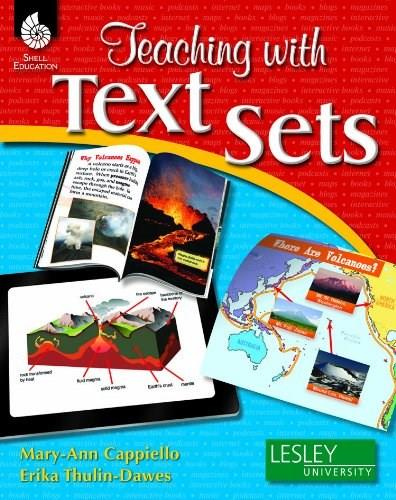 Teaching with Text Sets, by Cappiello 9781425806880