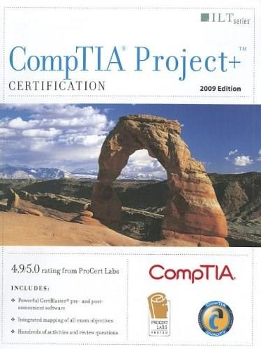 CompTIA Project+ Certification, by Axzo Press 9781426018183