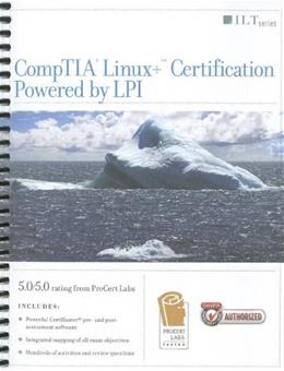 CompTIA Linux+ Certification, Powered by LPI, by Axzo Press 9781426022050