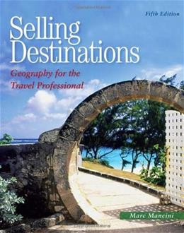 Selling Destinations 5 9781428321427