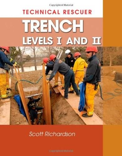 Technical Rescue, by Richardson, Trench Levels 1 and 2 9781428335073
