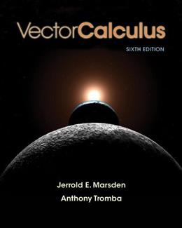 Vector Calculus 6 9781429215084