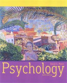 Psychology, 9th Edition 9781429215978