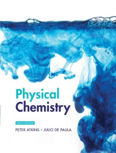 Physical Chemistry, 9th Edition 9 PKG 9781429218122
