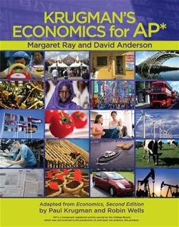 Krugmans Economics for AP* 2nd 9781429218276