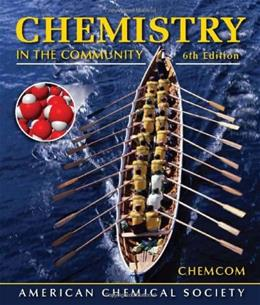 Chemistry in the Community, by ACS, 6th Edition 9781429219525