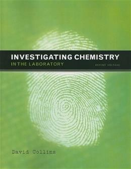 Investigating Chemistry, by Johll, 2nd Edition, Laboratory Manual 9781429222433