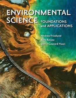 Environmental Science: Foundations and Applications 1 9781429240291