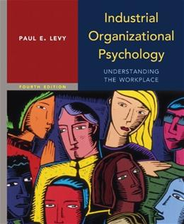 Industrial Organizational Psychology 4 9781429242295