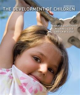 The Development of Children 7 9781429243285